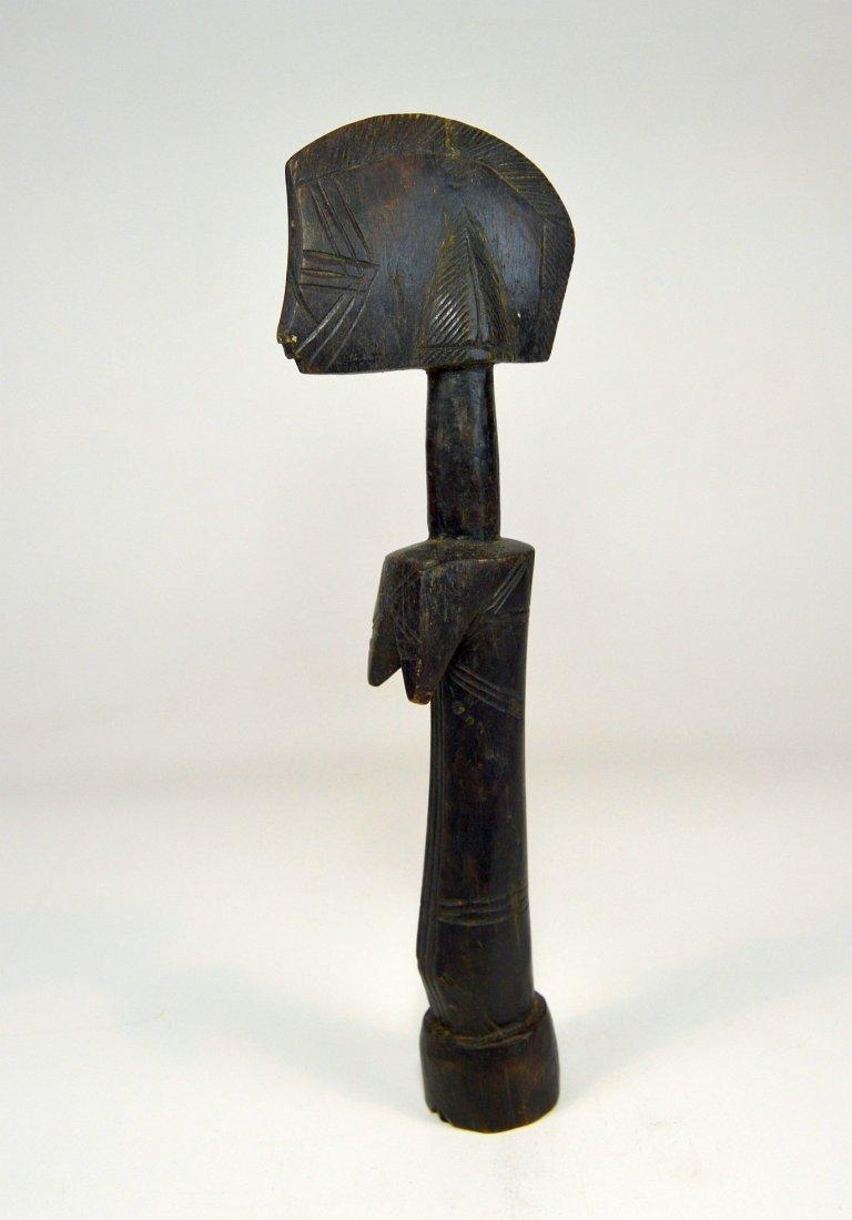 Vintage Mossi Bigga fertility doll, African Art - 5
