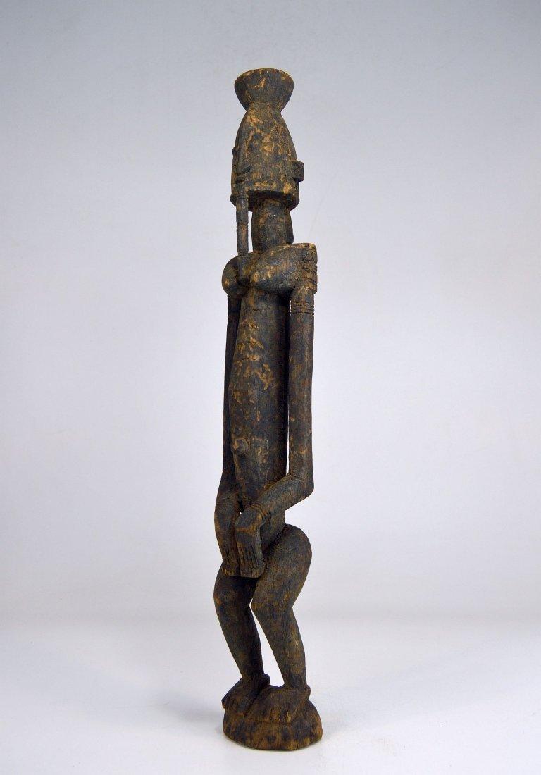 Vintage Dogon Ancestor sculpture, African Art - 5