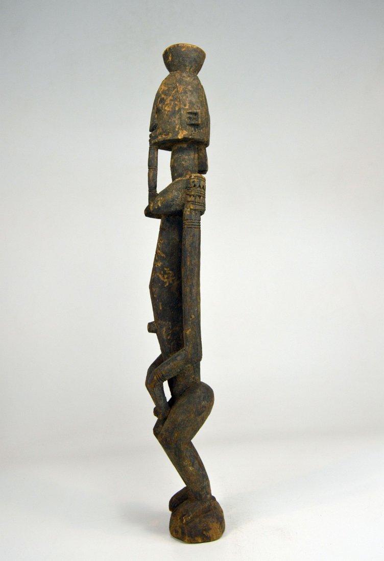 Vintage Dogon Ancestor sculpture, African Art - 6