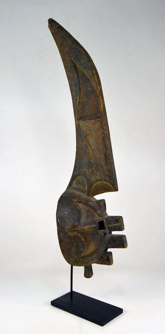 Rare Afikpo Yam harvest mask, African Art