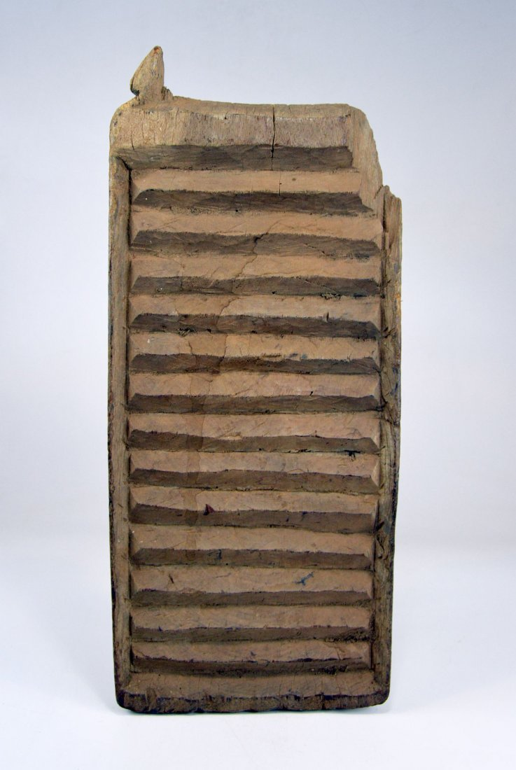 Two Antique African Washboards, African Form