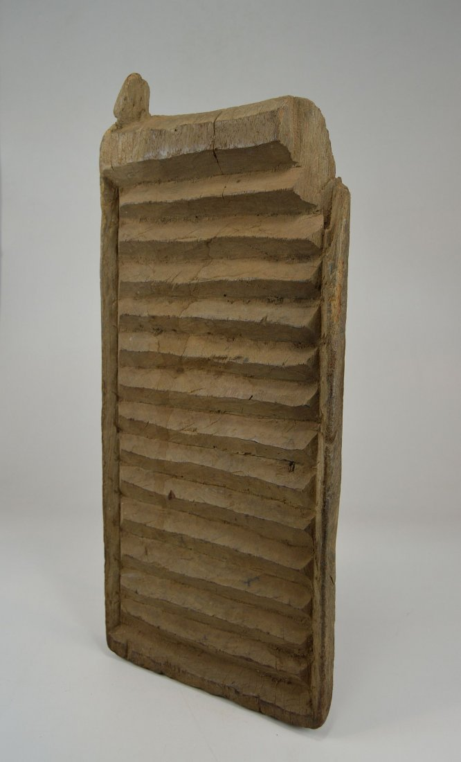 Two Antique African Washboards, African Form - 2