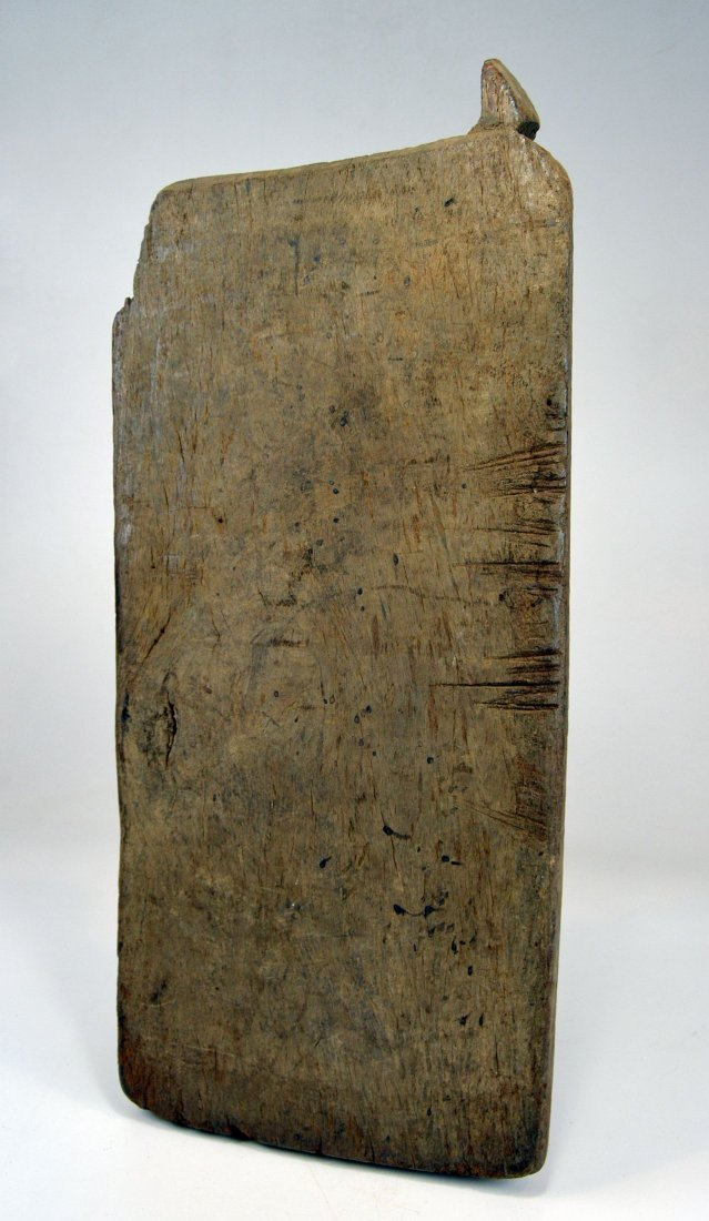 Two Antique African Washboards, African Form - 3