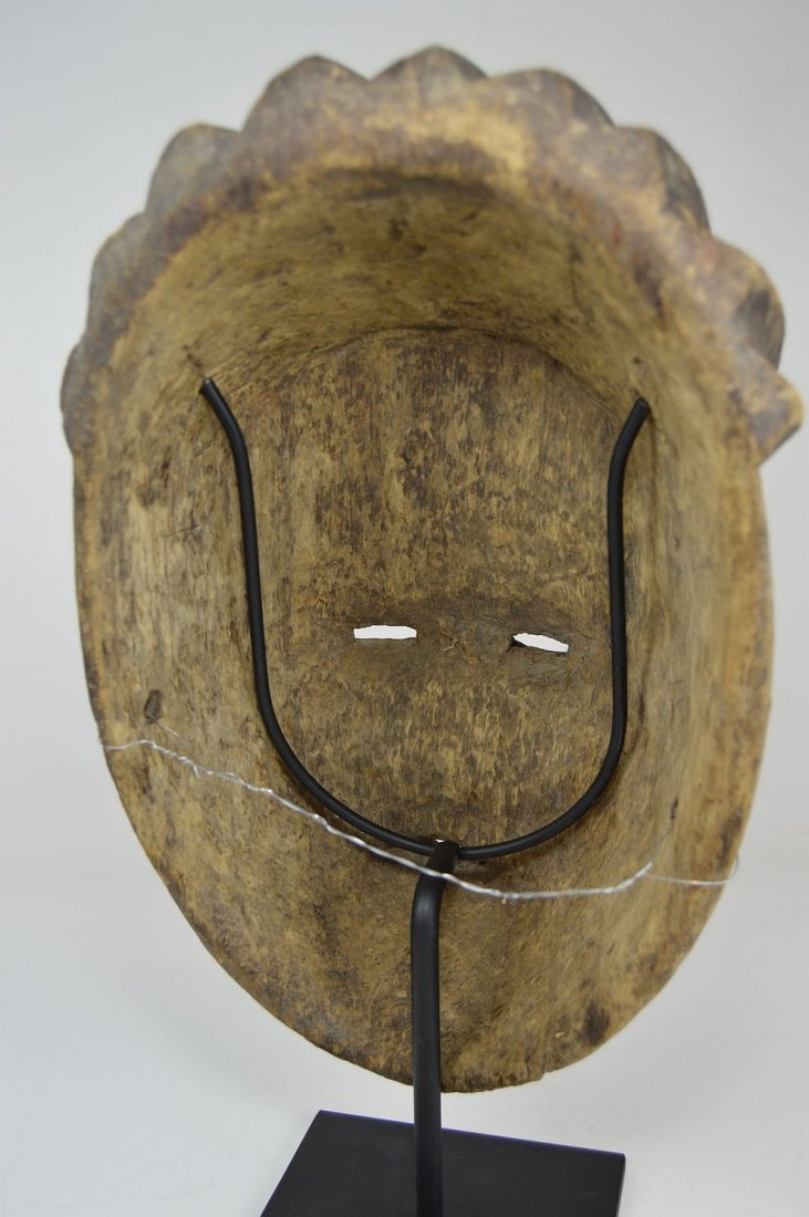Old Kwese Dance Mask, African Art - 7