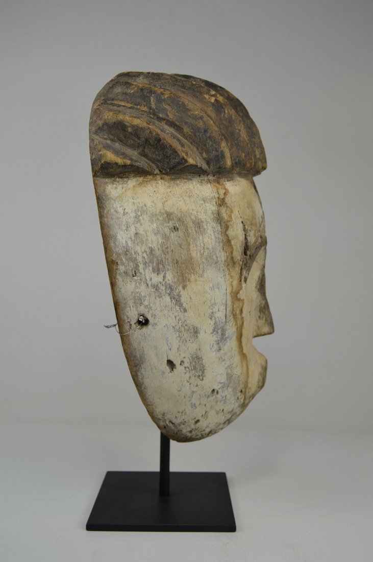 Old Kwese Dance Mask, African Art - 8