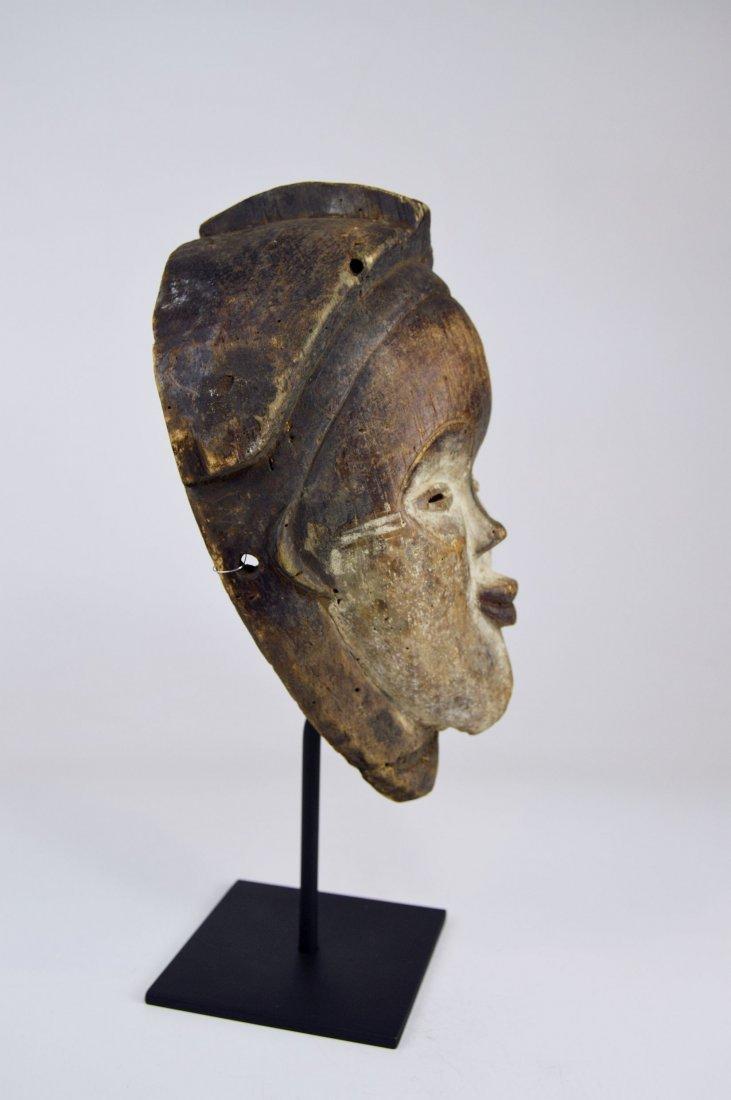 Old Punu Dance mask, African Art - 10