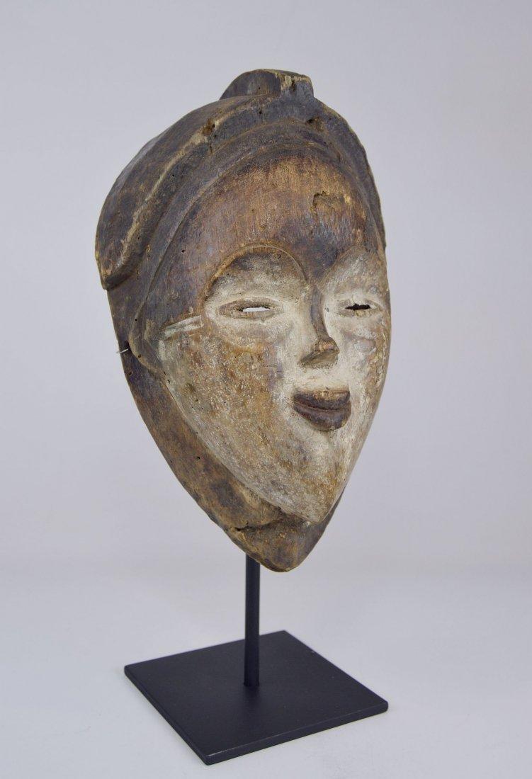 Old Punu Dance mask, African Art