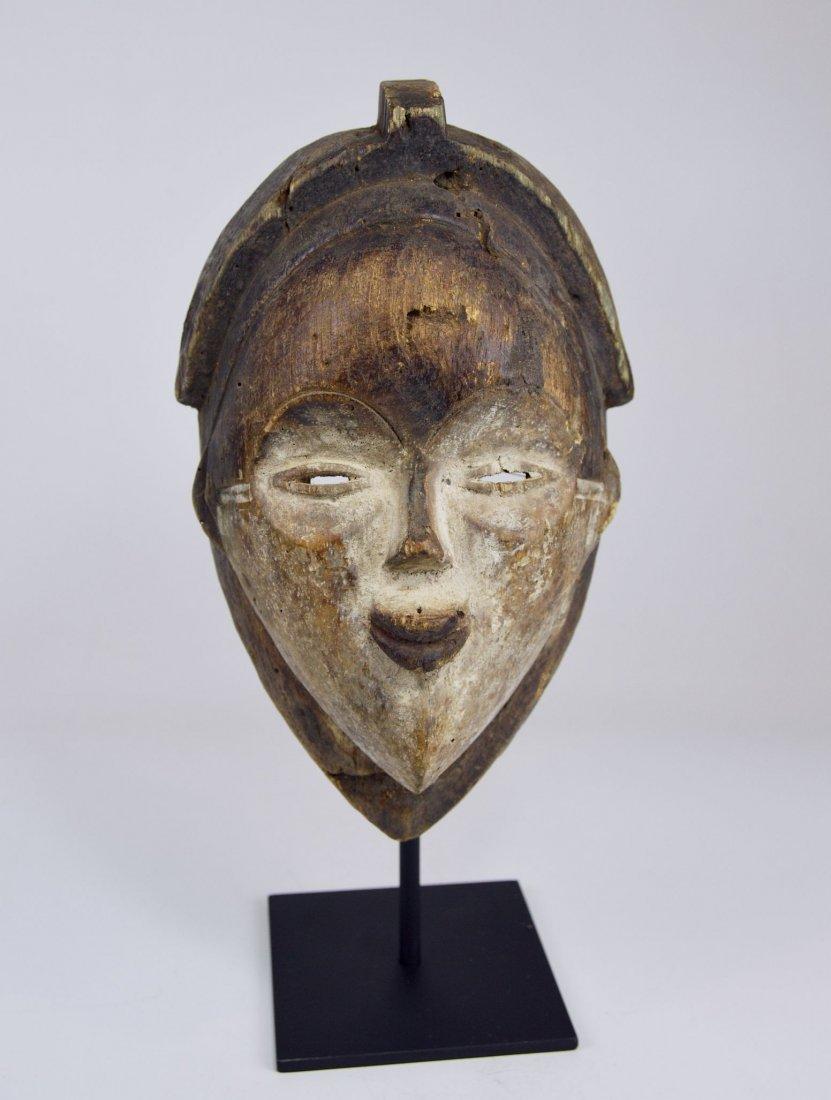Old Punu Dance mask, African Art - 3