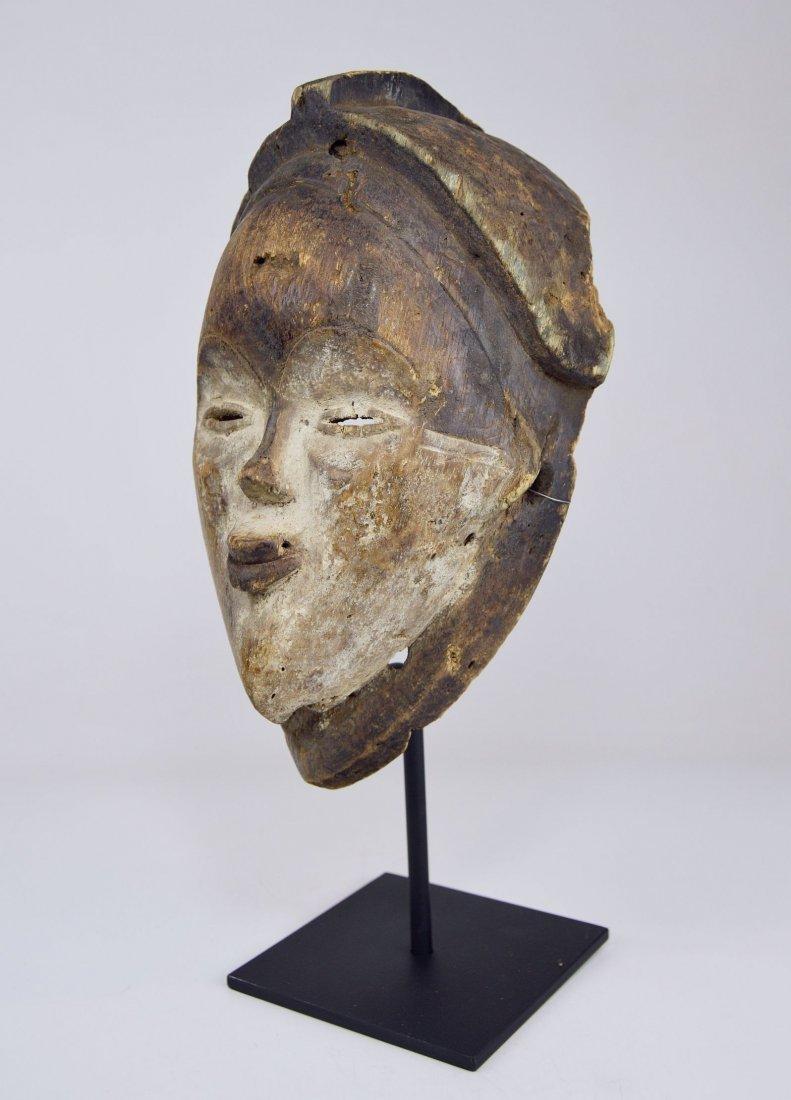 Old Punu Dance mask, African Art - 5
