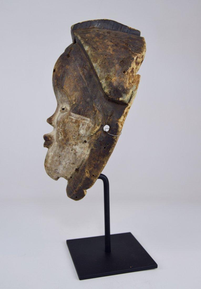 Old Punu Dance mask, African Art - 6