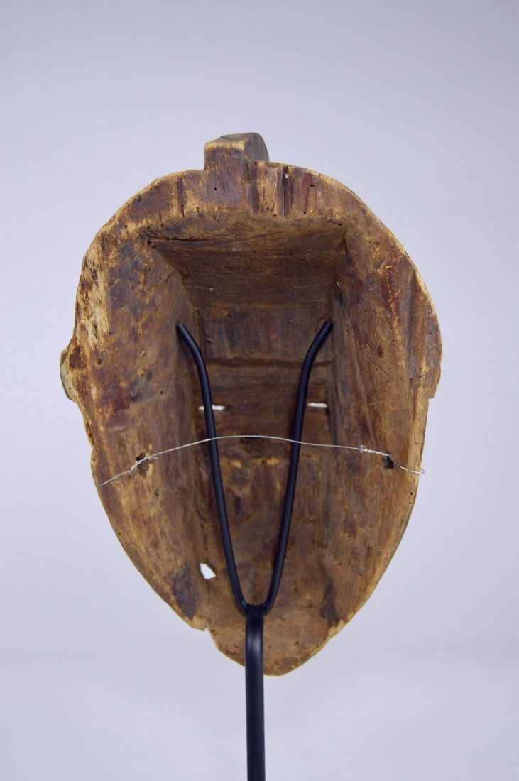 Old Punu Dance mask, African Art - 8