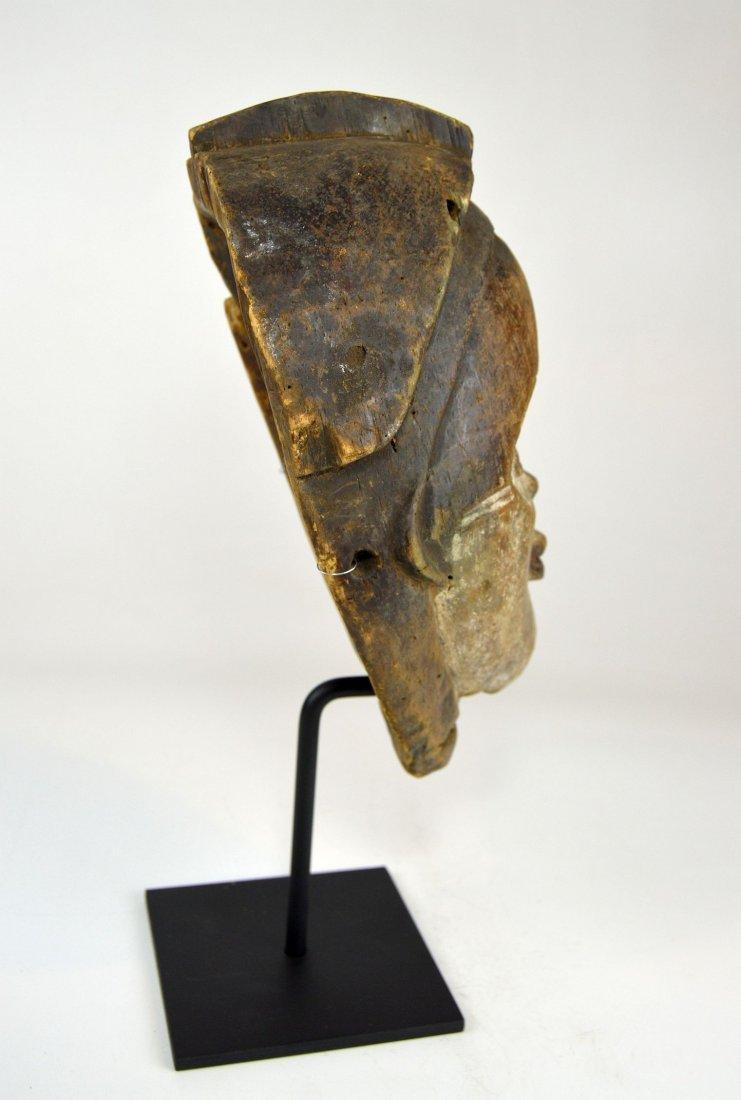 Old Punu Dance mask, African Art - 9