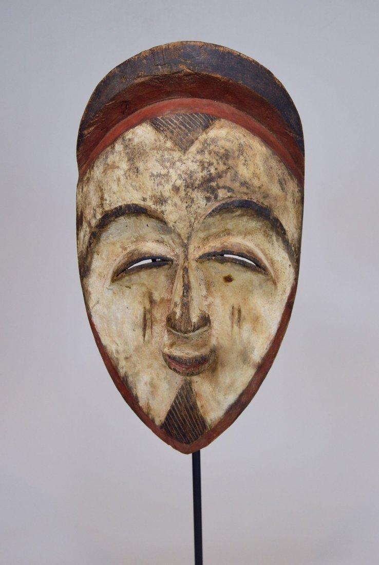 A very fine old Vuvi African mask