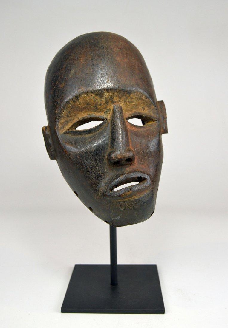 Fascinating Kongo Deformity mask, Illness mask
