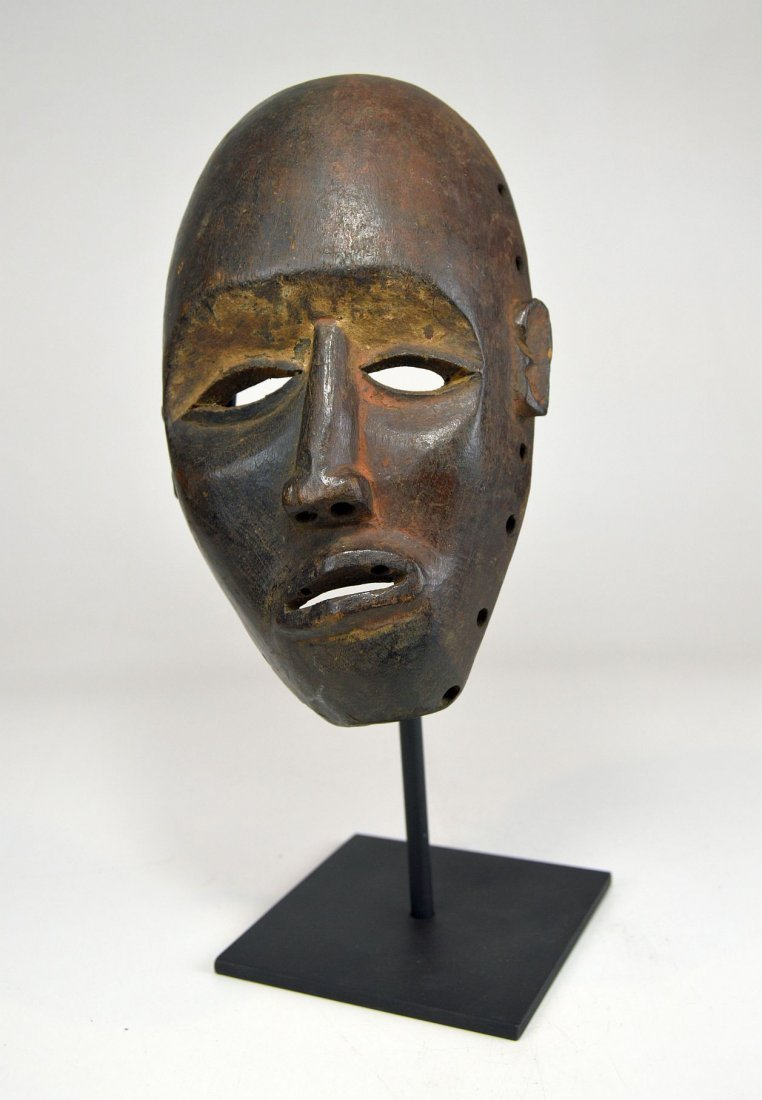 Fascinating Kongo Deformity mask, Illness mask - 2