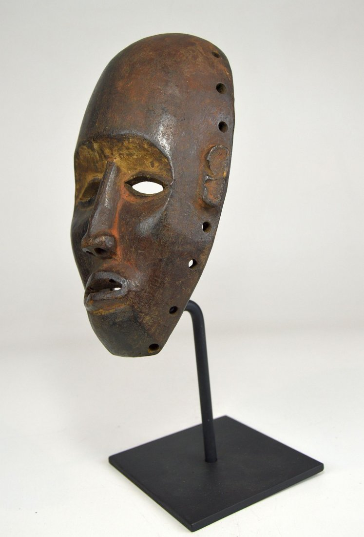 Fascinating Kongo Deformity mask, Illness mask - 5