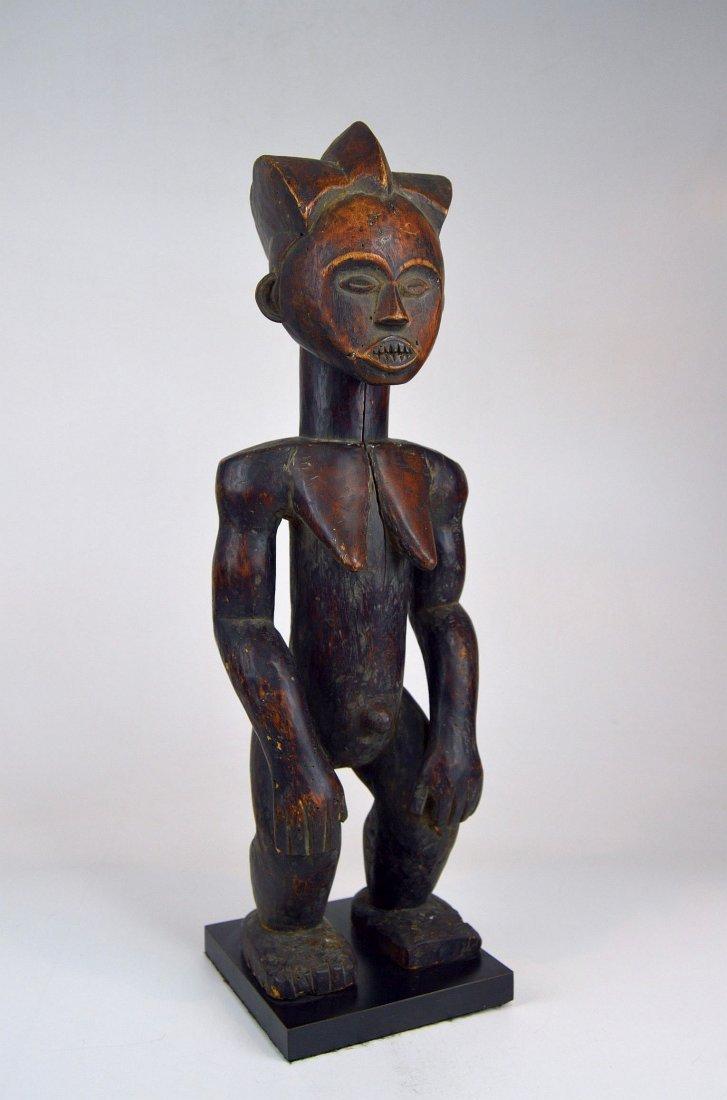 A Vintage Fang Byeri Female sculpture, African Art