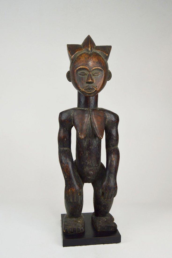A Vintage Fang Byeri Female sculpture, African Art - 2