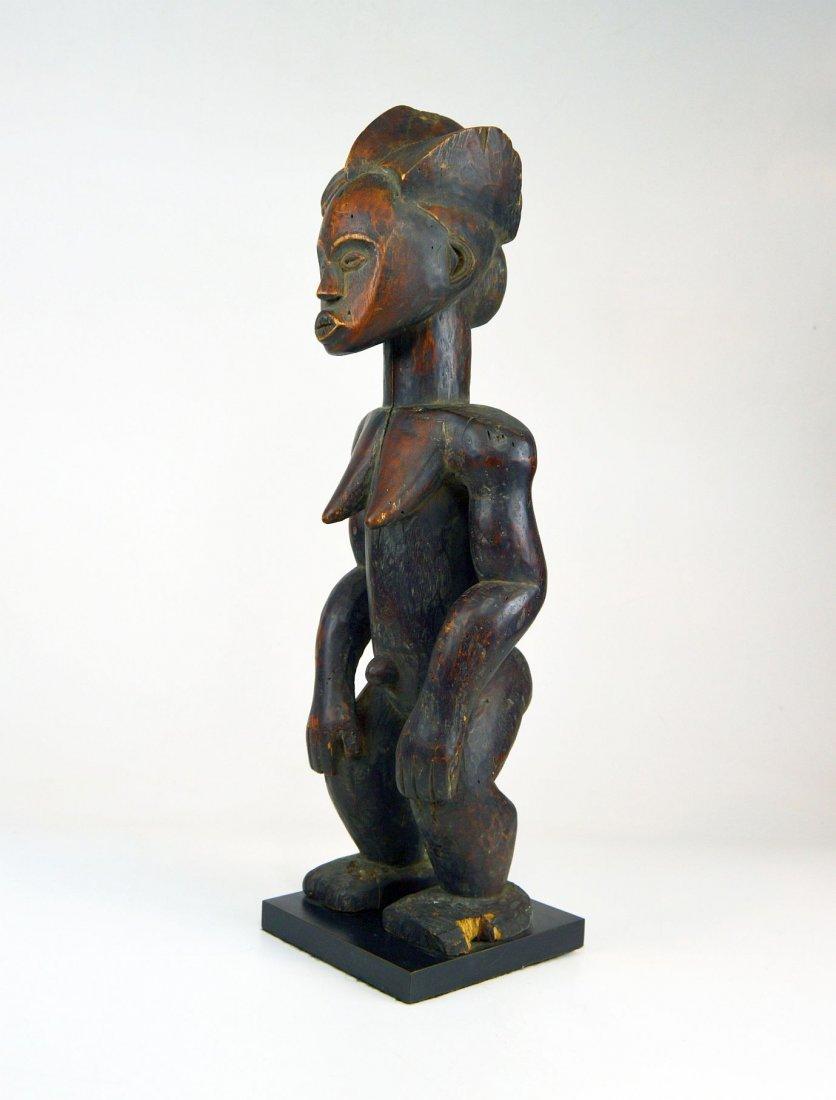 A Vintage Fang Byeri Female sculpture, African Art - 9