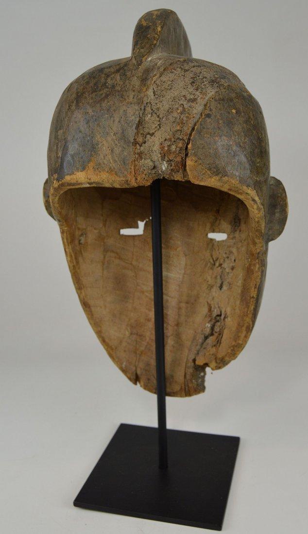 Art Brut: A Powerful Fang African Mask - 4