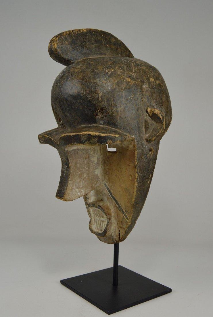 Art Brut: A Powerful Fang African Mask - 6