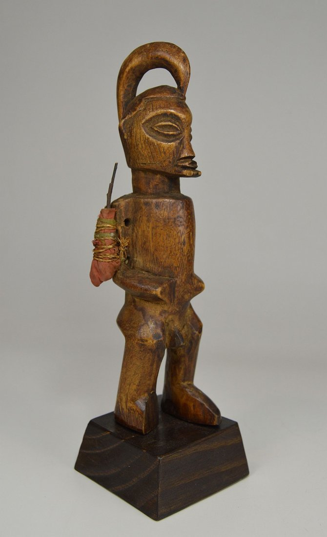 A Yaka magic fetish sculpture, African Art - 5
