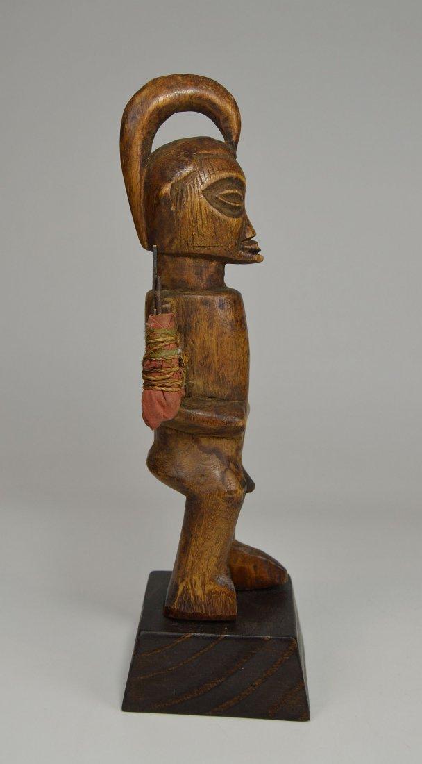 A Yaka magic fetish sculpture, African Art - 6