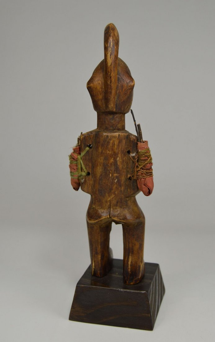 A Yaka magic fetish sculpture, African Art - 7