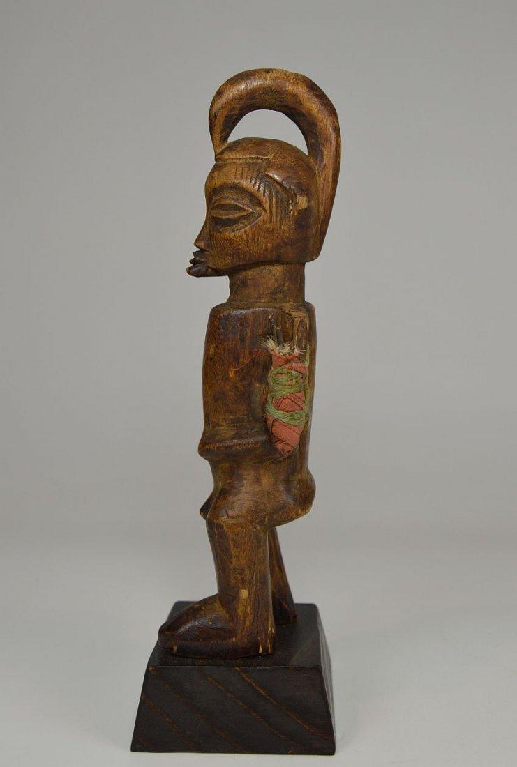 A Yaka magic fetish sculpture, African Art - 8