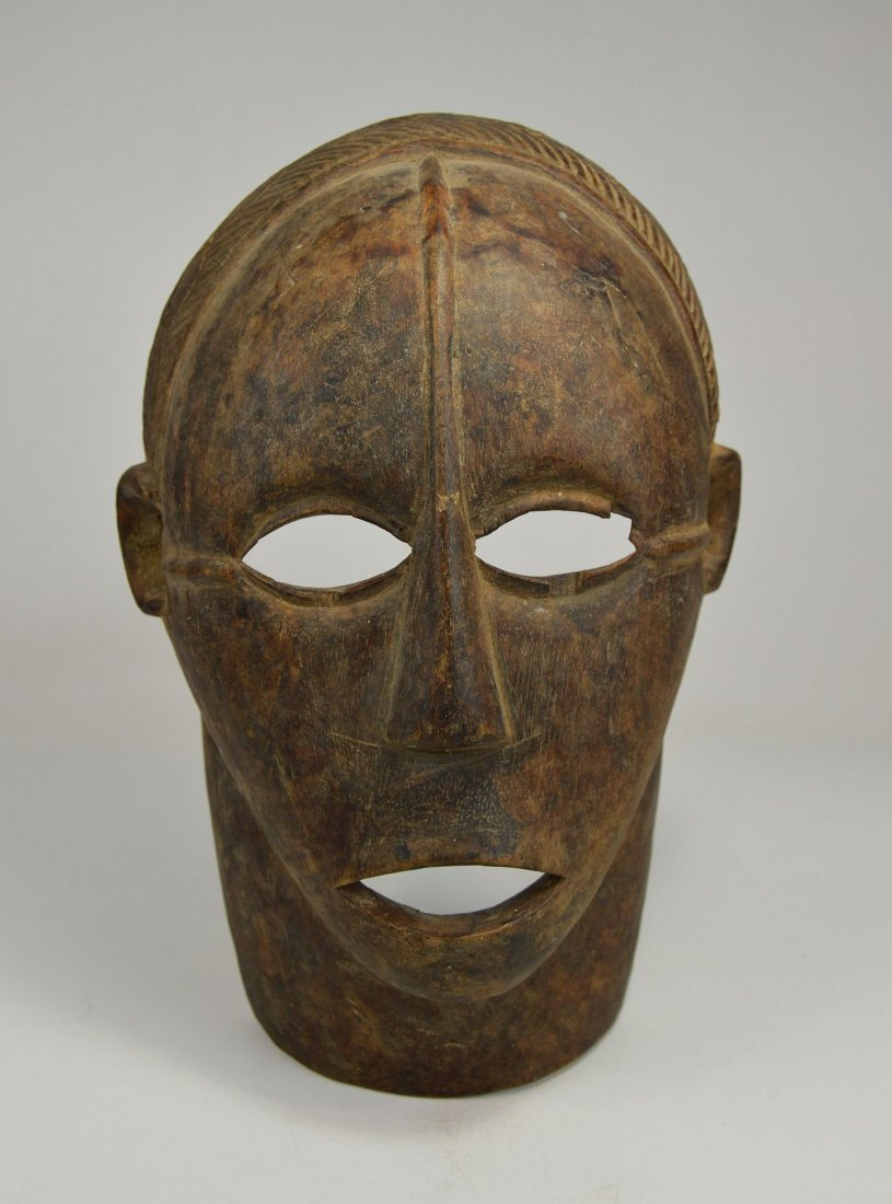 A Tabwa African mask, African Art
