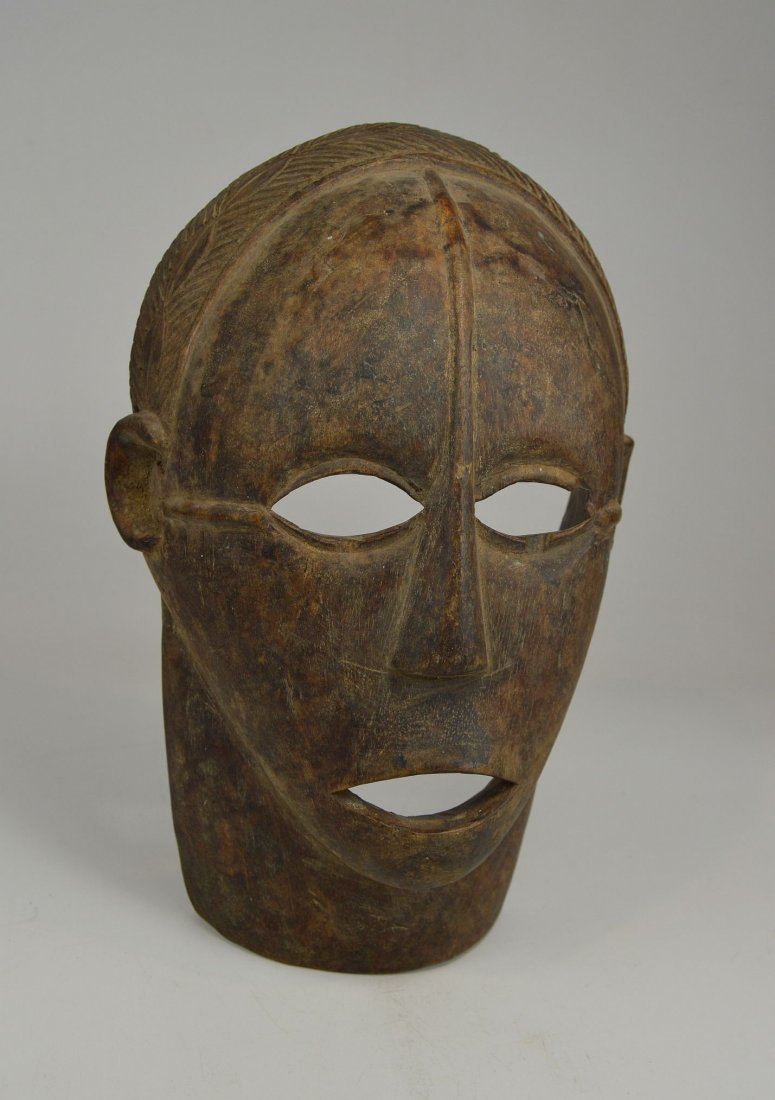 A Tabwa African mask, African Art - 2