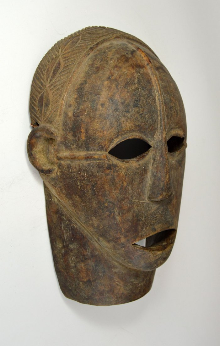 A Tabwa African mask, African Art - 3