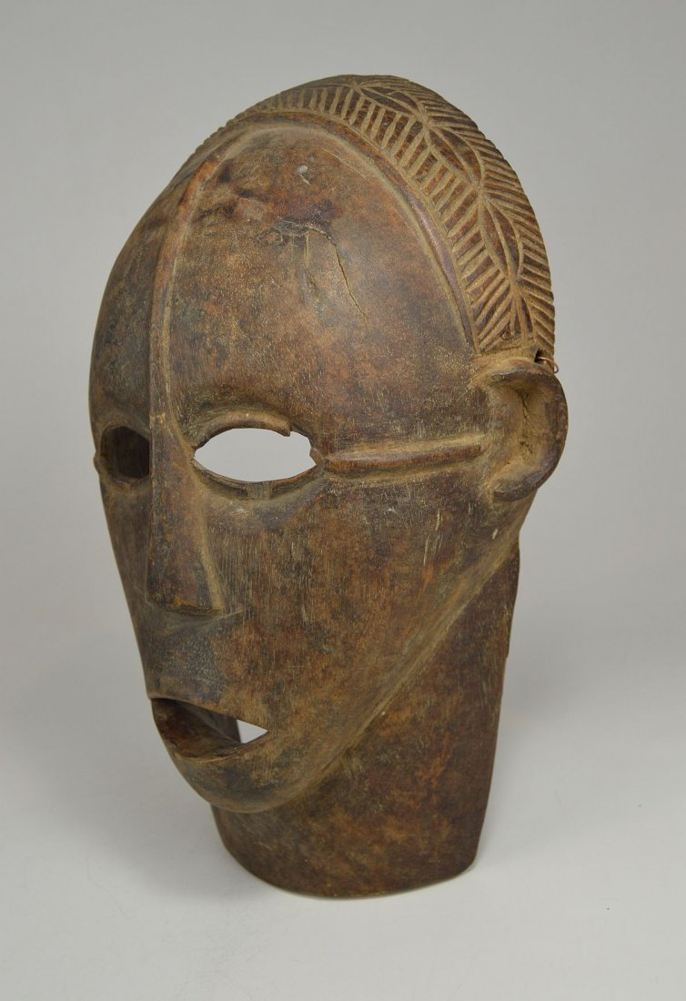 A Tabwa African mask, African Art - 4