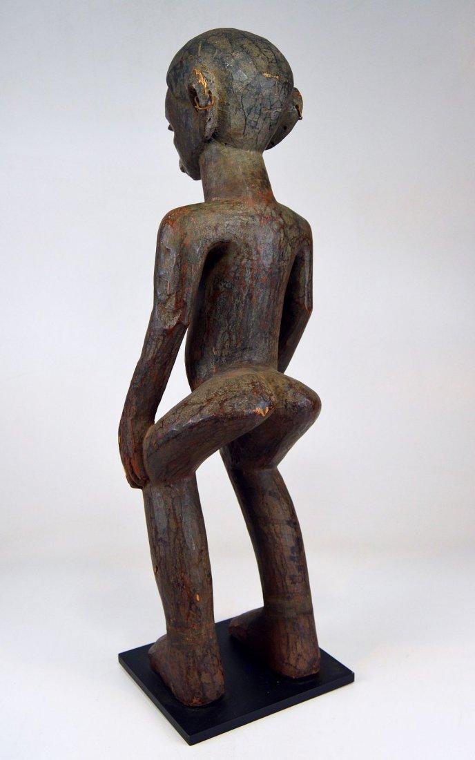 A Very Fine Old Makonde female ancestor sculpture - 4