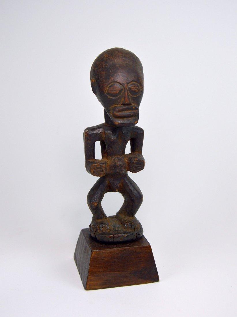 Songye Magic fetish sculpture, African Tribal Art