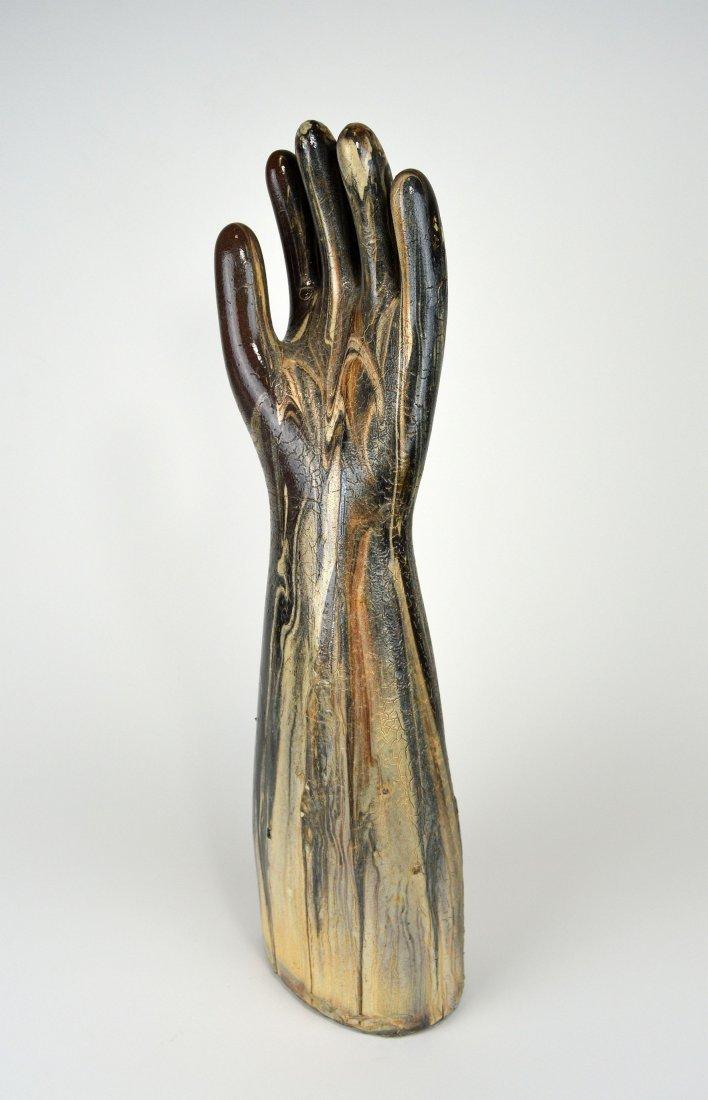 Modern Art Ceramic Hand Art, Modern Artist sculpture