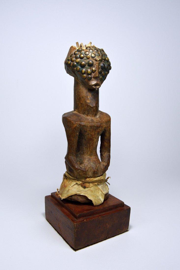 19th century Songye N'kisi Magic sculpture