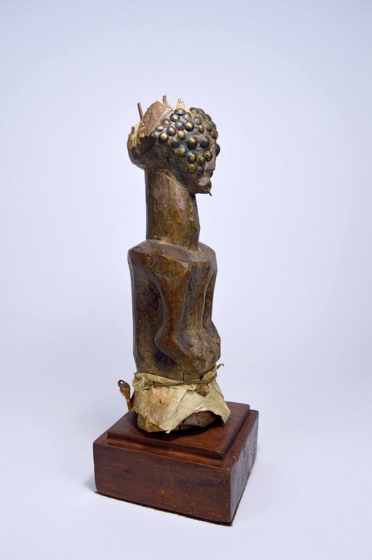 19th century Songye N'kisi Magic sculpture - 2