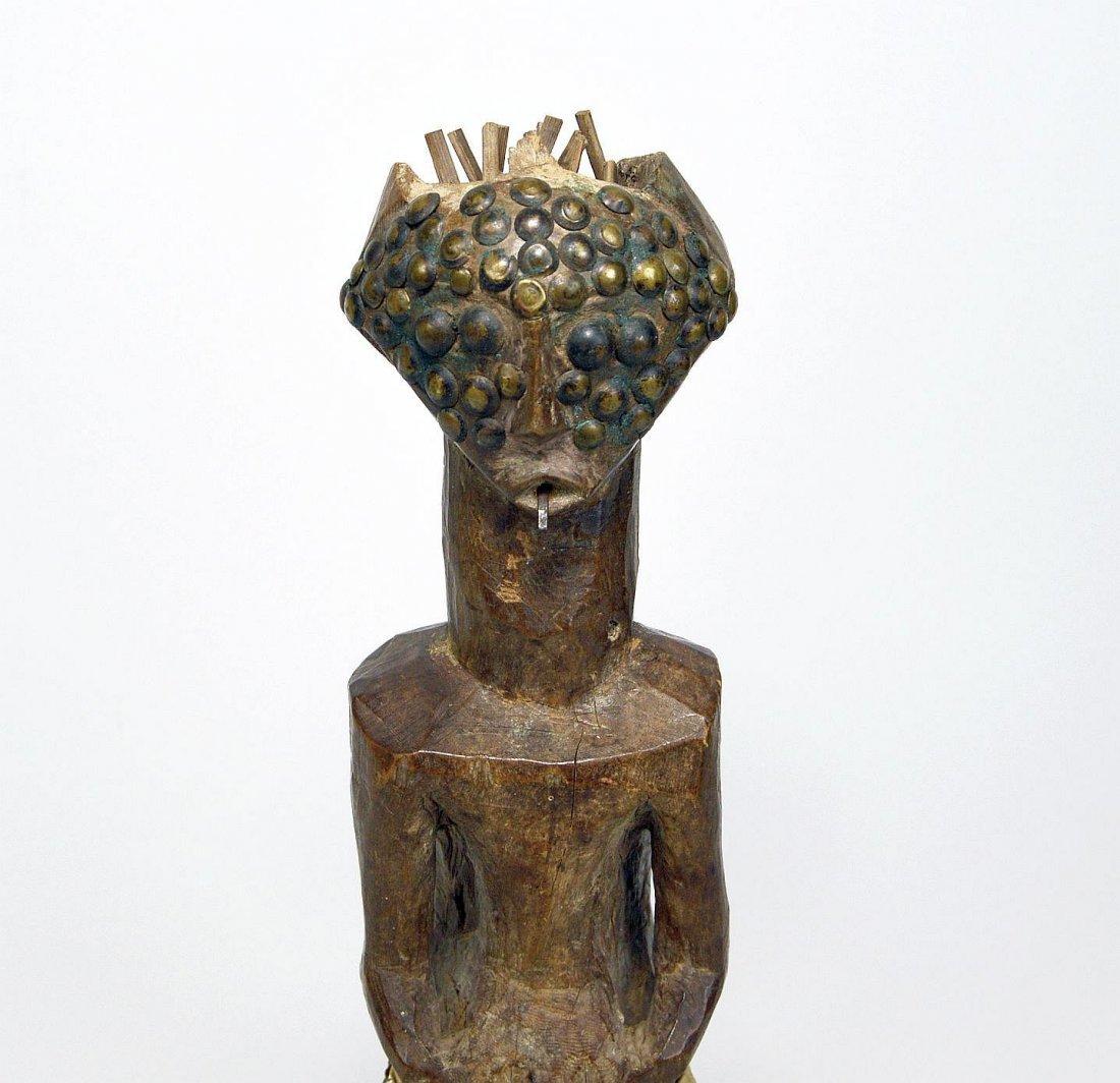 19th century Songye N'kisi Magic sculpture - 5