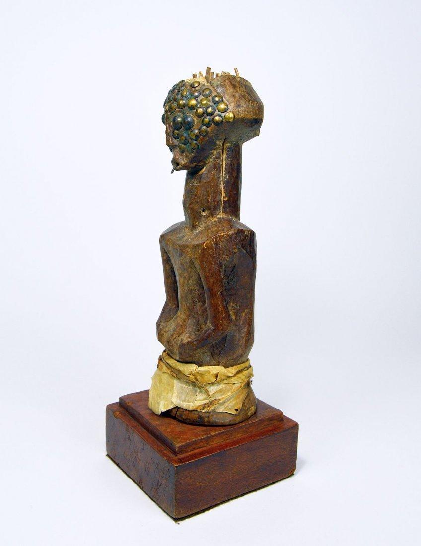 19th century Songye N'kisi Magic sculpture - 6