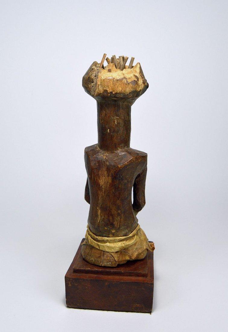 19th century Songye N'kisi Magic sculpture - 7