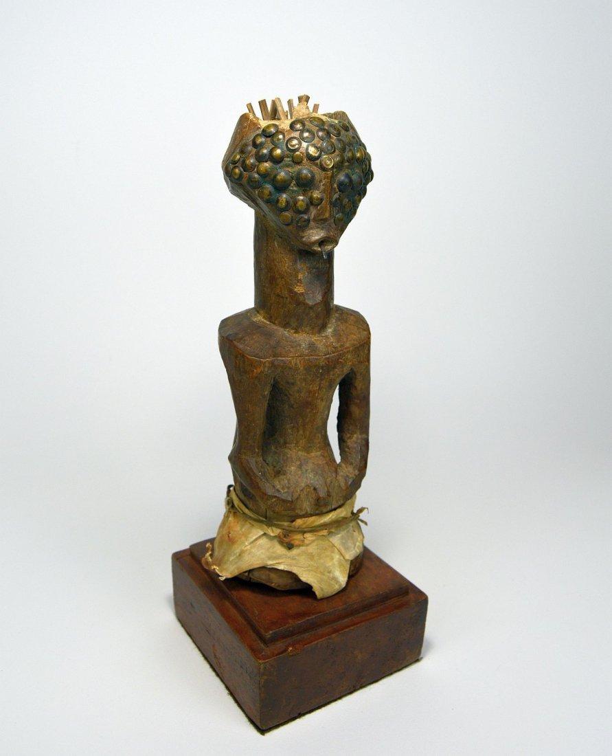 19th century Songye N'kisi Magic sculpture - 8