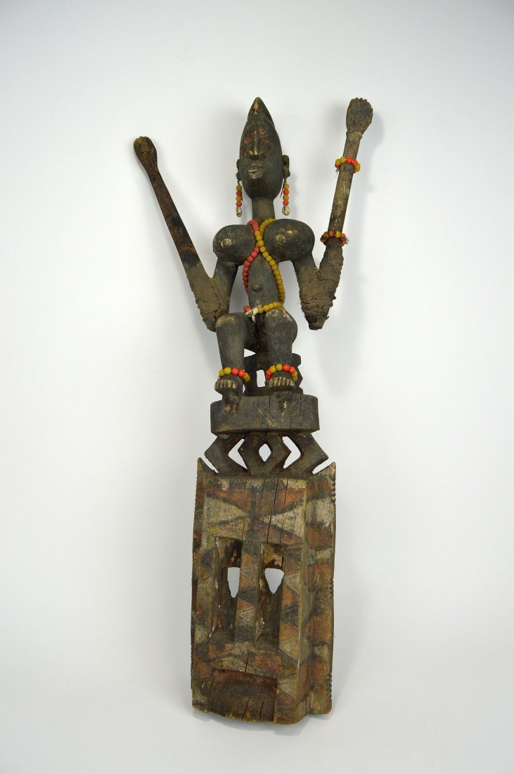 Dogon Satimbe African Mask, African Art