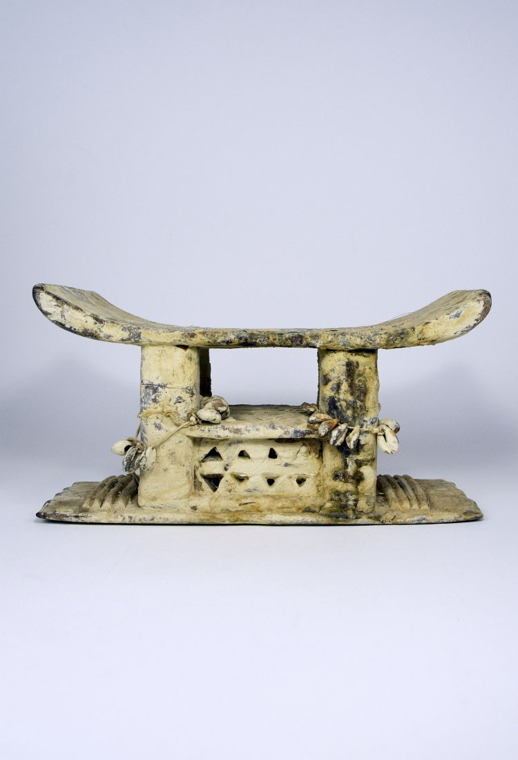Authentic Old Ashanti Shrine stool for the Spirits