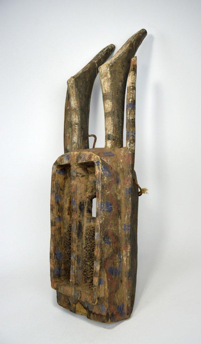 Dogon Walu Antelope mask, African Art