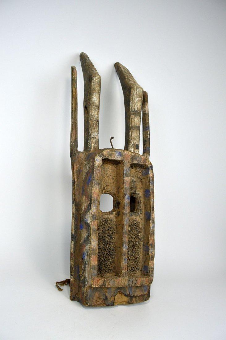 Dogon Walu Antelope mask, African Art - 2