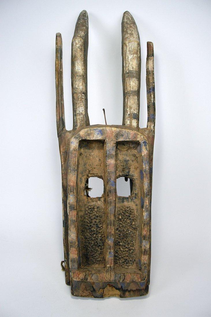 Dogon Walu Antelope mask, African Art - 3