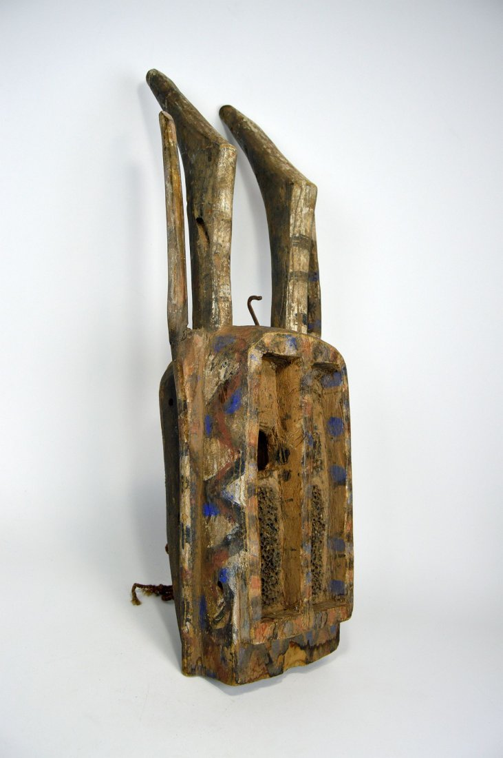 Dogon Walu Antelope mask, African Art - 4