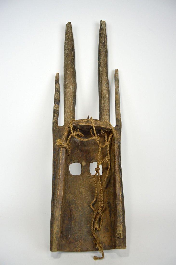 Dogon Walu Antelope mask, African Art - 6