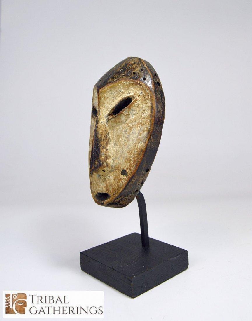 Lega Bwami society African mask - 3